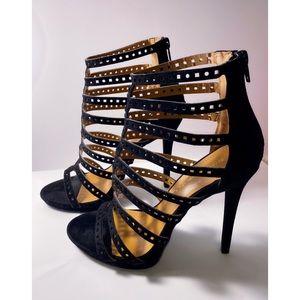 Gorgeous Gladiator Style Open Toe Heels